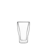 Thermic Glass 11.5oz Latte Macchiato Glasses (Set of 2) - Luigi Bormioli USA