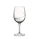 Aero 16.25 oz Goblet Wine Glasses (Set Of 6) - Luigi Bormioli USA
