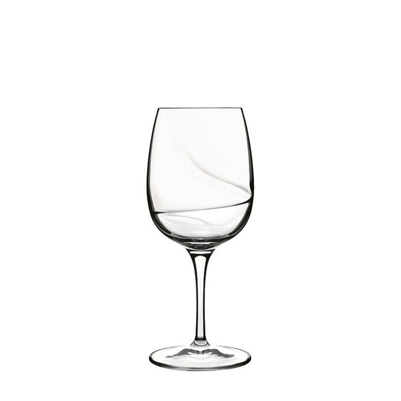 Aero 11 oz White Wine Glasses (Set Of 6) - Luigi Bormioli