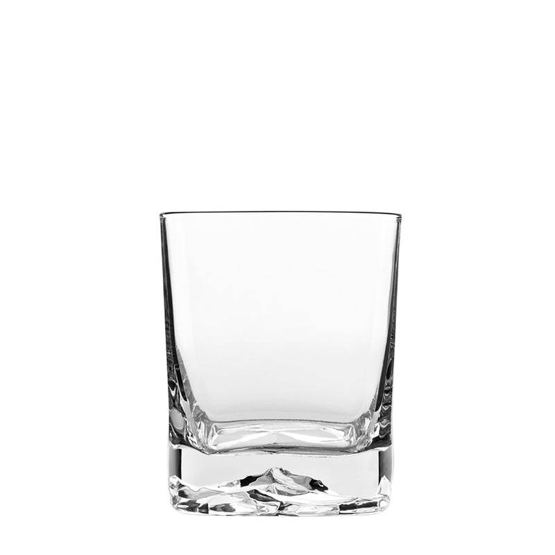 On The Rocks 13.5 oz DOF Drinking Glasses (Set Of 4) - Luigi Bormioli