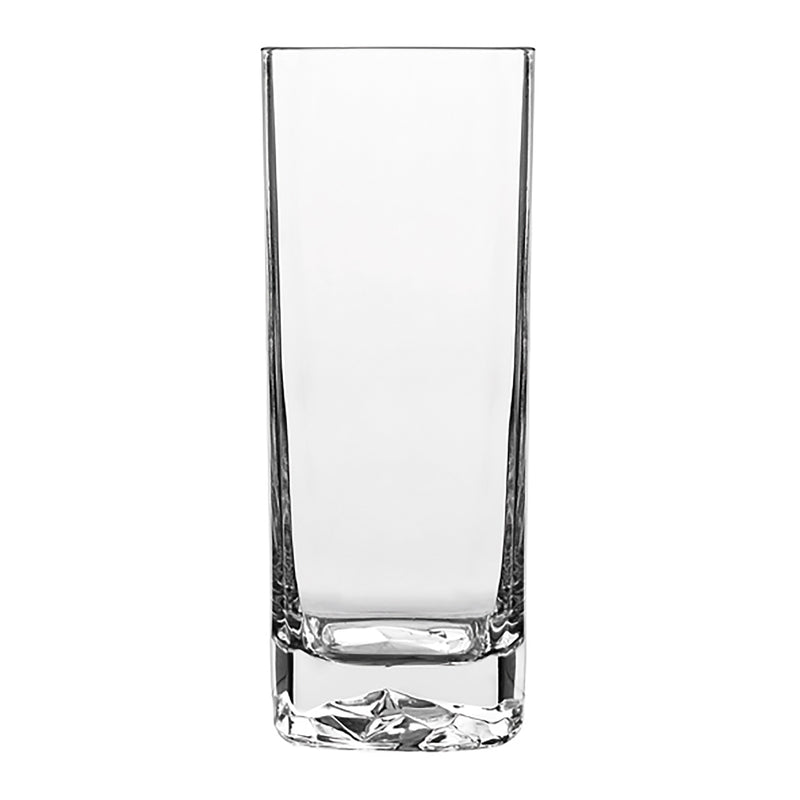 On The Rocks 15 oz Beverage Drinking Glasses (Set Of 4) - Luigi Bormioli USA