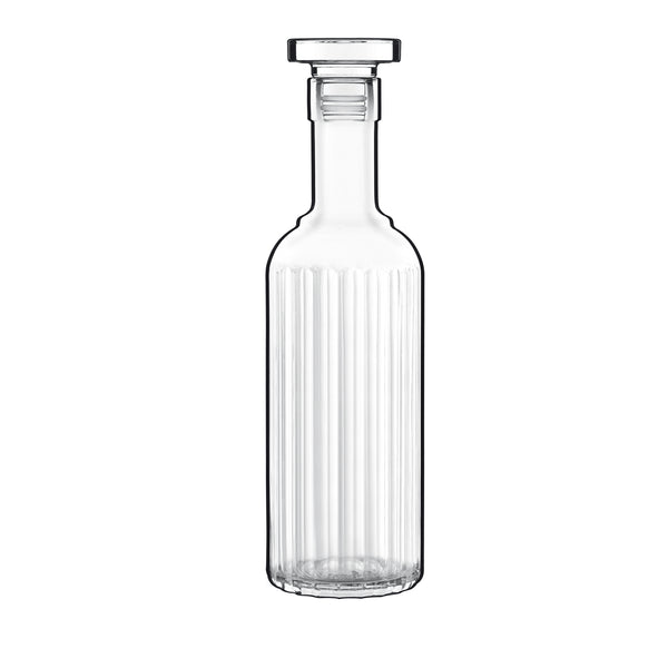 Bach 23.75 oz Decanter with Airtight Stopper (1 Piece) - Luigi Bormioli