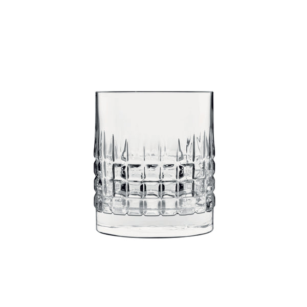 Mixology 12.75 oz Charme DOF Drinking Glasses (Set Of 4) - Luigi Bormioli