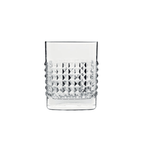 Mixology 12.75 oz Elixir DOF Drinking Glasses (Set Of 4) - Luigi Bormioli USA