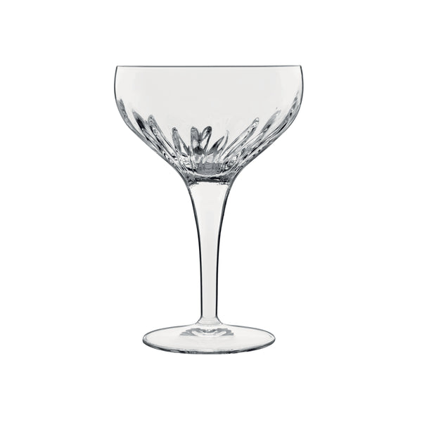 Mixology 7.5 oz Coupe Cocktail Glasses (Set Of 4) - Luigi Bormioli USA