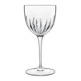 Mixology 5 oz Nick & Nora Cocktail Glasses (Set Of 6) - Luigi Bormioli USA