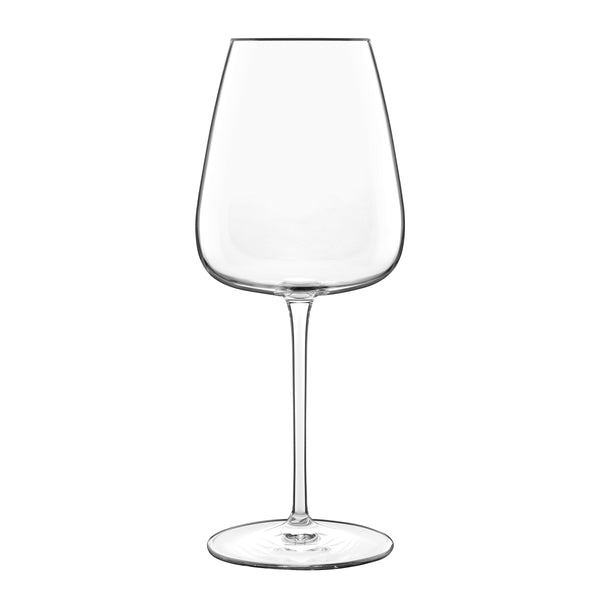 Talismano 15.25 oz Chardonnay White Wine Glasses (Set of 4) - Luigi Bormioli
