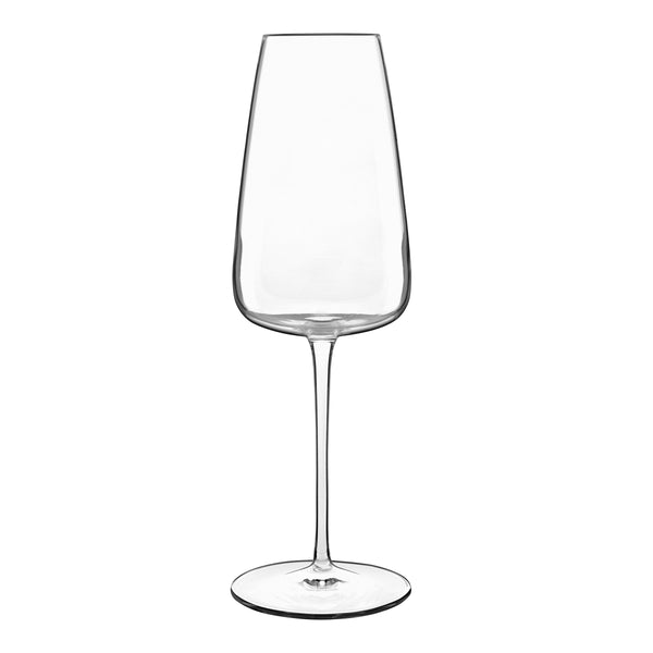 Talismano 13.5 oz Prosecco / Sparkling Wine Glasses (Set Of 4) - Luigi Bormioli