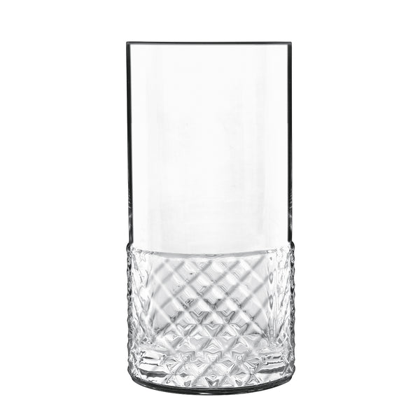 Roma 1960 16.25 oz Hi-Ball Drinking Glasses (Set Of 4) - Luigi Bormioli