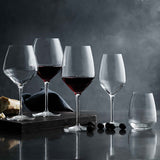 Atelier 18.50 oz Chianti Red Wine Glasses (Set Of 6) - Luigi Bormioli