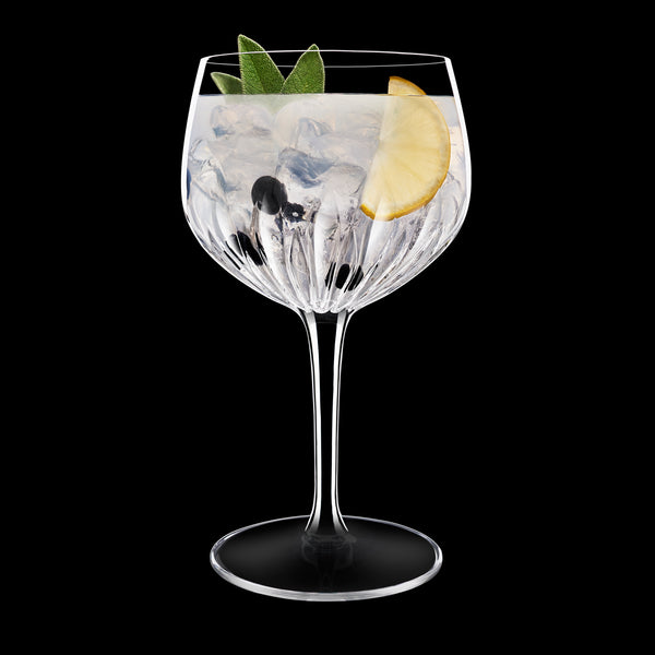 Mixology 27 oz Spanish Gin & Tonic Glasses (Set Of 4) - Luigi Bormioli USA