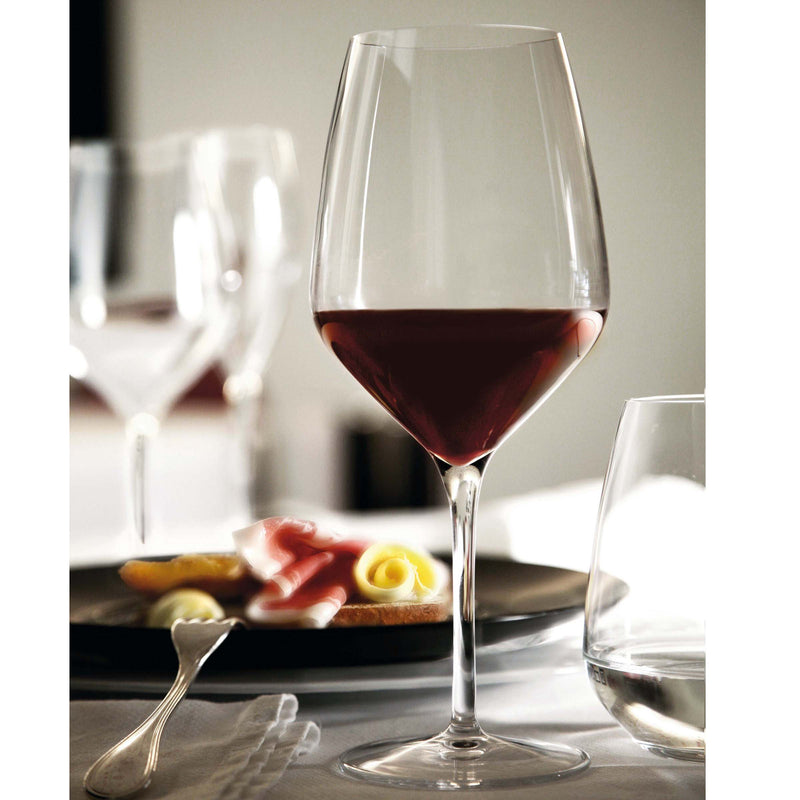 Atelier 23.75 oz Cabernet Red Wine Glasses (Set Of 6) - Luigi Bormioli