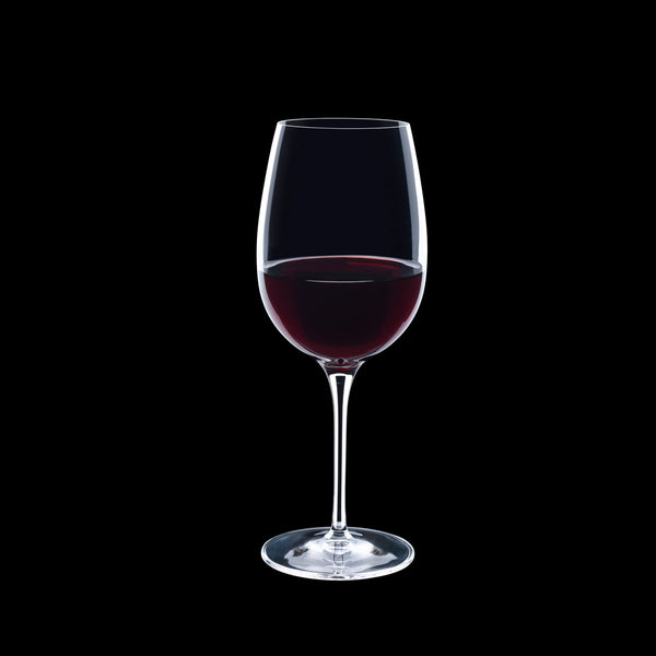 Vinoteque 20 oz Ricco Red Wine Glasses (Set Of 6) - Luigi Bormioli USA