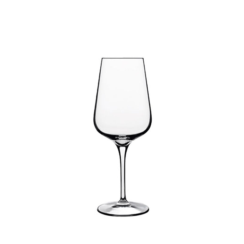 Intenso No.350 11.75 oz White Wine Glasses (Set Of 6) - Luigi Bormioli