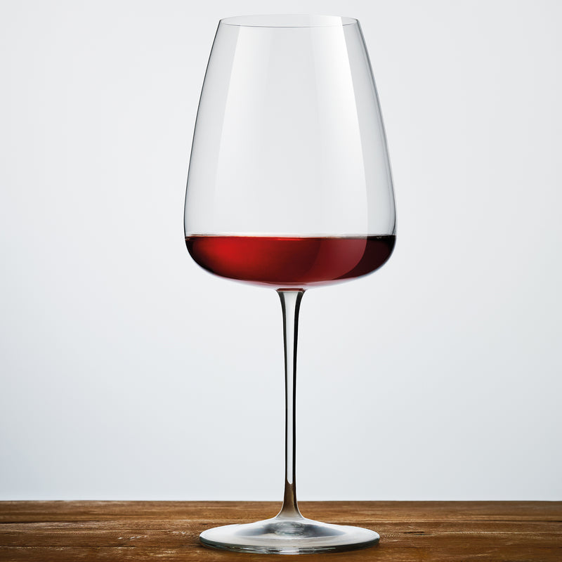 Talismano 23.75 oz Bordeaux Red Wine Glasses (Set of 4) - Luigi Bormioli