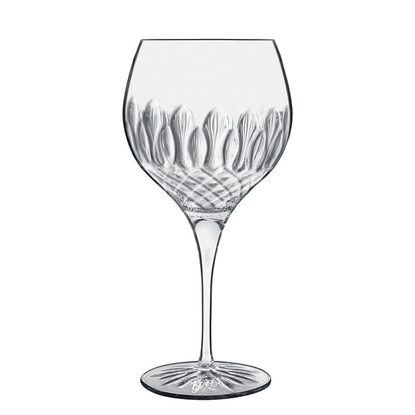 Diamante 22oz Gin / Spritz Glasses (Set Of 4) - Luigi Bormioli