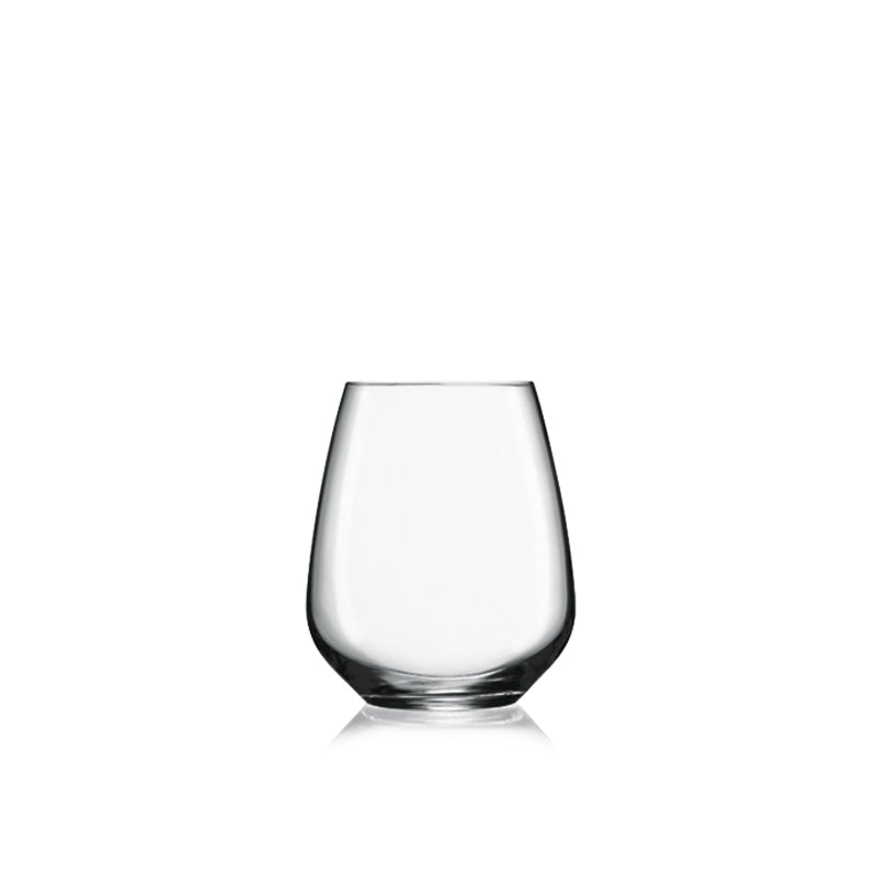 Atelier 23.25 oz Cabernet Stemless Wine Glasses (Set Of 6) - Luigi Bormioli