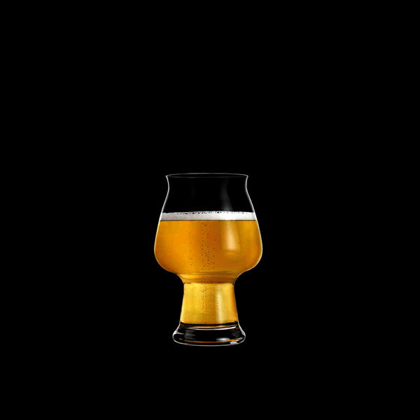 Birrateque 17 oz Cider Beer Glasses (Set Of 2) - Luigi Bormioli