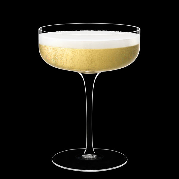 Sublime 10.25 oz Champagne / Cocktail Coupe (Set Of 4) - Luigi Bormioli