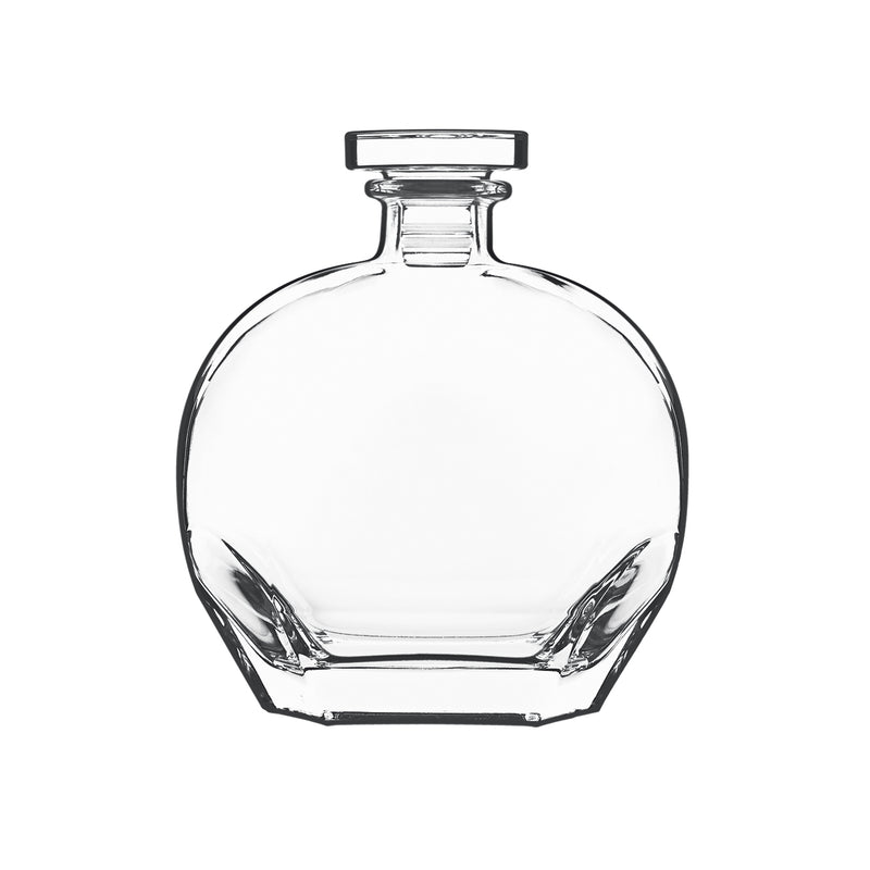 Puccini 23.75 oz Decanter with Airtight Glass Stopper (1 Piece) - Luigi Bormioli