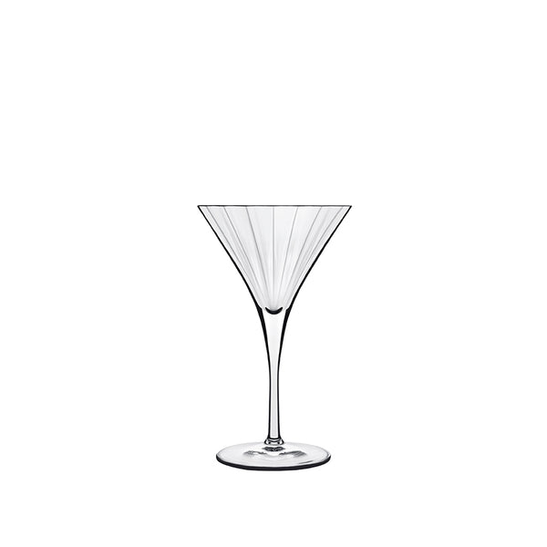 Bach 8.25 oz Martini or Cocktail Glasses (Set Of 4) - Luigi Bormioli USA