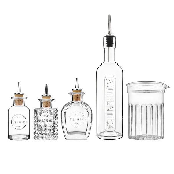 Luigi Bormioli Mixology 5 Pieces Mixology Set (Set Of 5) - Luigi Bormioli USA