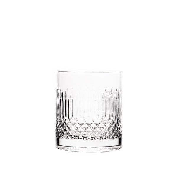 Diamante 12.75oz DOF Glasses (Set Of 4) - Luigi Bormioli USA