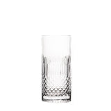 Diamante 16oz Beverage Glasses (Set Of 4) - Luigi Bormioli USA