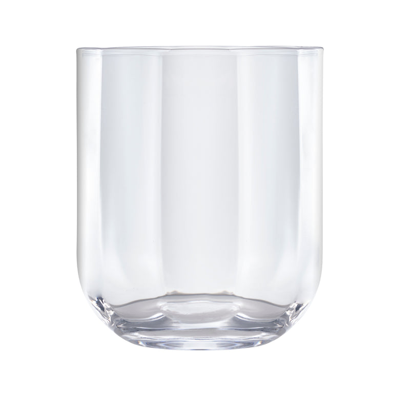 Jazz 11.75 oz Rocks Whisky Glasses (Set of 4)