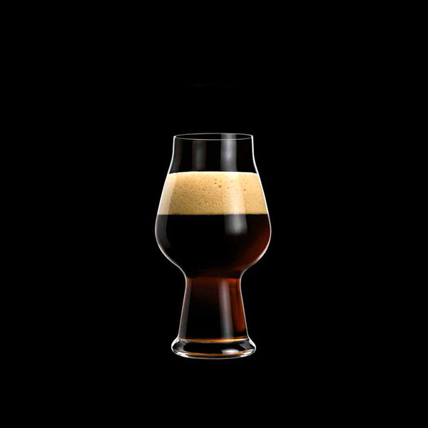 Birrateque 20.25 oz Stout Beer Glasses (Set Of 2) - Luigi Bormioli