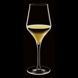 Supremo 11.75 oz Chardonnay White Wine Glasses (Set Of 2) - Luigi Bormioli USA