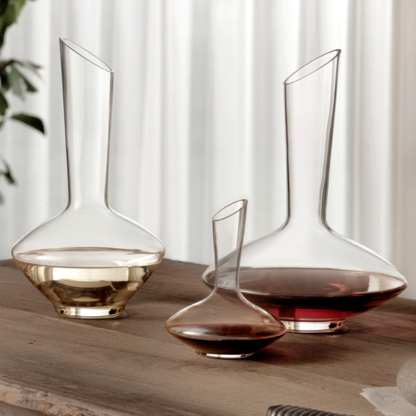 Vinea 25.25 oz Red Wine Decanter (1 Piece) - Luigi Bormioli USA