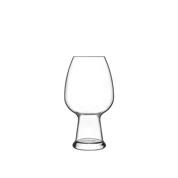 Birrateque 26.5 oz Wheat Beer Glasses (Set Of 2) - Luigi Bormioli