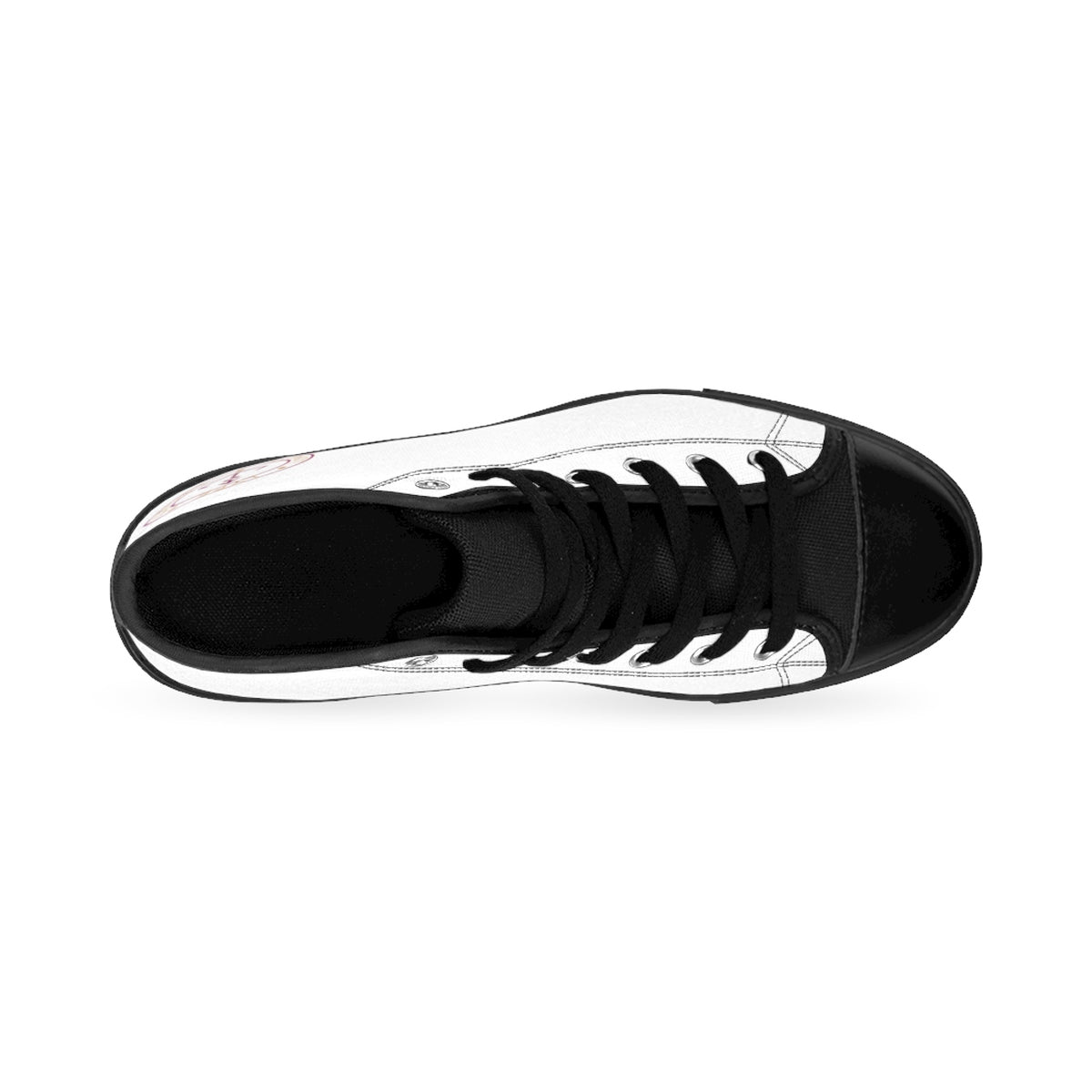 Loyalty Lyfe Legacy Women's High-top Sneakers