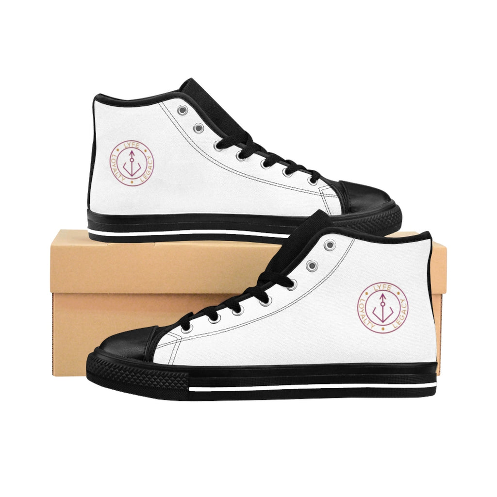 Loyalty Lyfe Legacy Men's High-top Sneakers