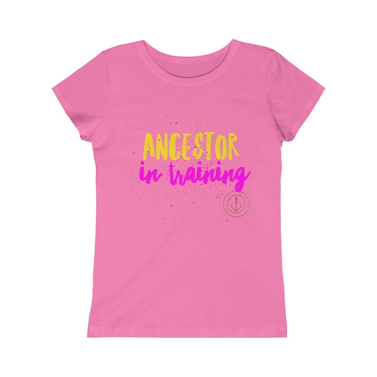 Girls Ancestor in Training Princess Tee