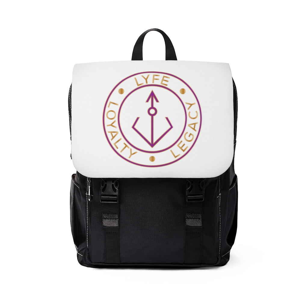 Loyalty Lyfe Legacy Shoulder Backpack