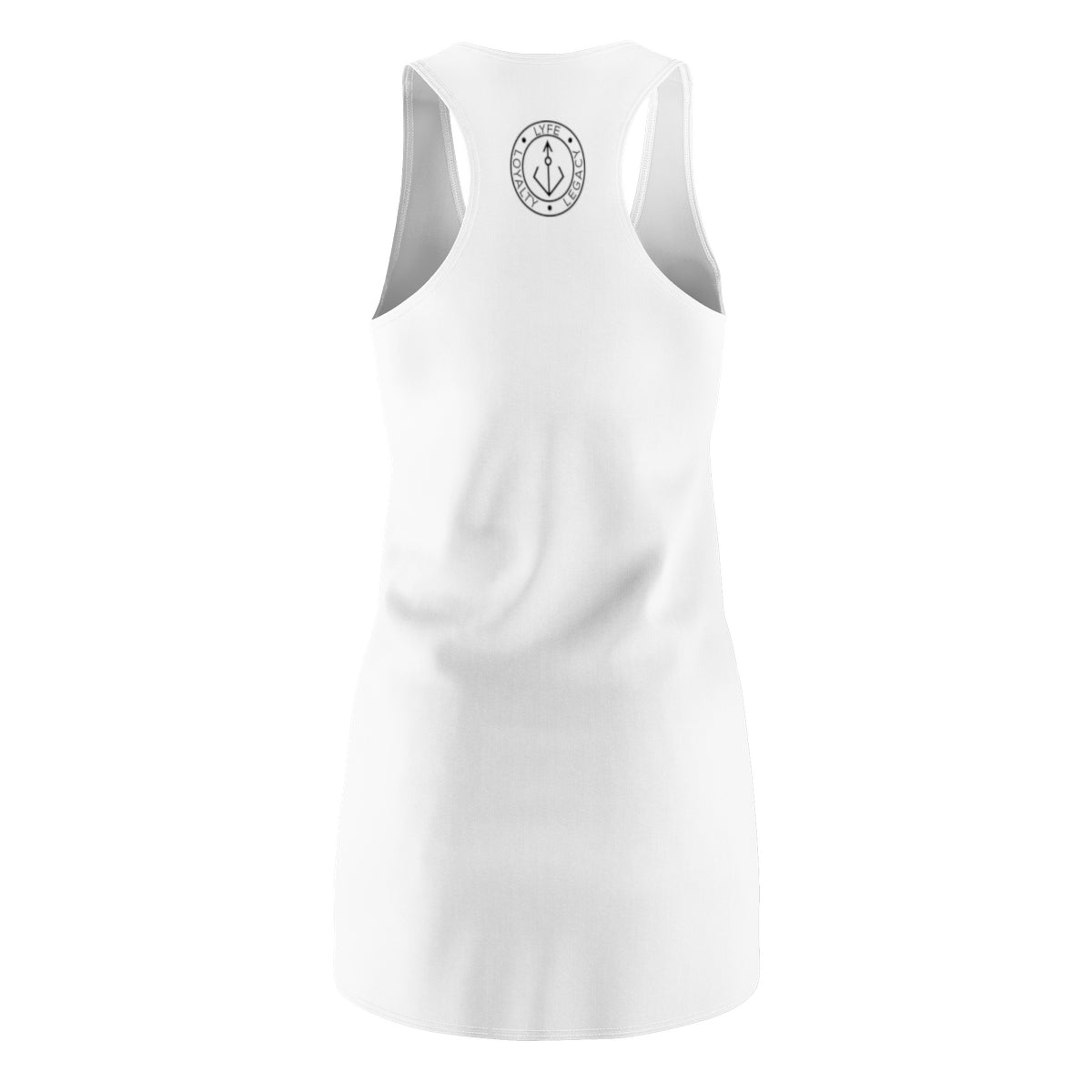 Women's Cut & Sew New Ancestors Racerback Dress