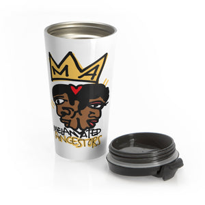 Melanated Ancestors (COC) Travel Mug