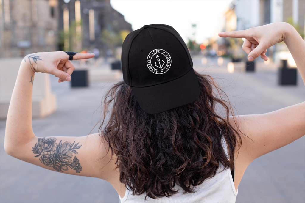 Unisex Loyalty Lyfe Legacy Flat Bill Hat