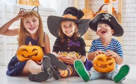 Don't let lice haunt your house after Halloween fun!