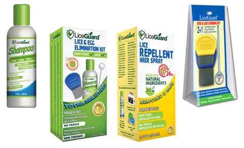 LiceGuard Other Products