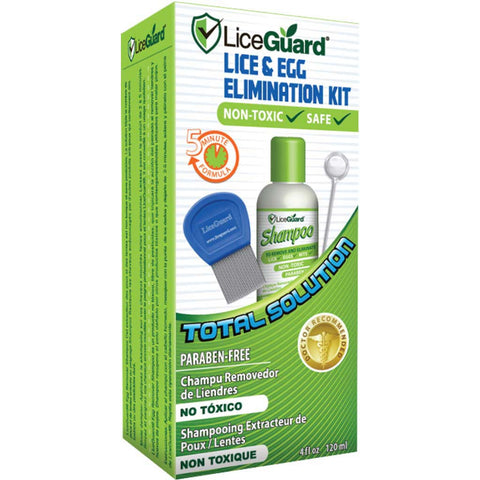 LiceGuard Lice Egg Elimination Kit