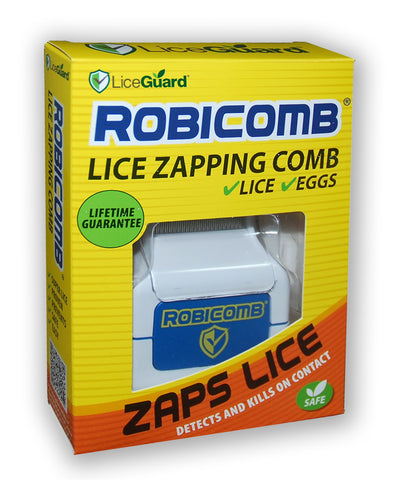 RobiComb® Lice Zapping Comb