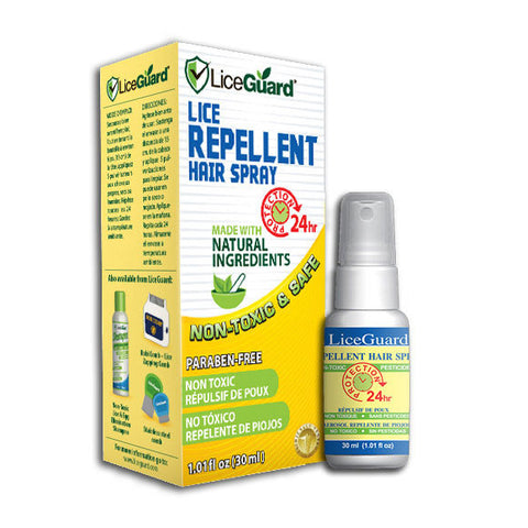 Lice Repellent Spray