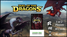Load image into Gallery viewer, Duel of Dragons by FunDaMental Games