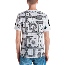 Load image into Gallery viewer, Men's T-shirt: All-Over Adventure Post Swag - The Book of Truth