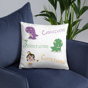 Cutivore - Basic Pillow