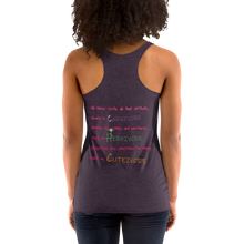 Load image into Gallery viewer, Cutivore - Women's Racerback Tank