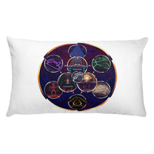 Load image into Gallery viewer, Virtues and Principles - Premium Pillow Case w/ stuffing